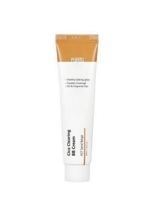 Cica Clearing BB Cream - Krem BB z wyciągiem z wąkroty azjatyckiej - 27 Sand Beige, 30 ml