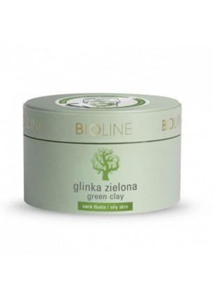 Bioline Glinka zielona, 150 g